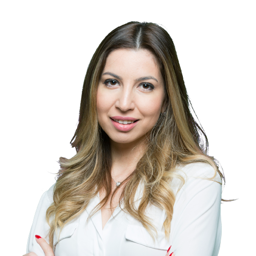 Trivandi's Operations Manager Yegana Agayeva